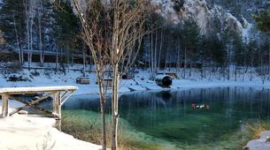 Snow Experiences-Val Cenis, Haute Maurienne-Ice Floating in Val Cenis, French Alps-4