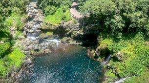 Canyoning-Rivière Langevin, Saint-Joseph-Canyon de Grand Galet sur l'île de La Réunion-4