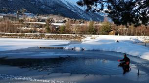Snow Experiences-Val Cenis, Haute Maurienne-Ice Floating in Val Cenis, French Alps-5