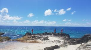 VTT-Réserve Cousteau-Randonnée VTT en Basse Terre, Guadeloupe-1