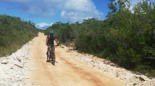 VTT-La Désirade-Randonnée VTT sur l'île de la Désirade, Guadeloupe-3