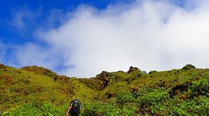 Randonnée / Trekking-La Soufrière-Randonnées sur la Soufrière en Guadeloupe-2