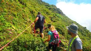 Randonnée / Trekking-La Soufrière-Randonnées sur la Soufrière en Guadeloupe-10