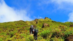 Randonnée / Trekking-La Soufrière-Randonnées sur la Soufrière en Guadeloupe-6