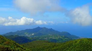 Randonnée / Trekking-La Soufrière-Randonnées sur la Soufrière en Guadeloupe-9