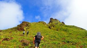 Randonnée / Trekking-La Soufrière-Randonnées sur la Soufrière en Guadeloupe-1