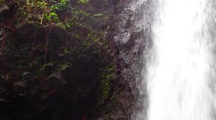 Canyoning-La Soufrière-Canyon de Ravine Chaude en Guadeloupe-4