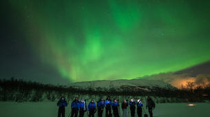 Hiking / Trekking-Abisko-Nightly Aurora photo tour in Abisko National Park-2
