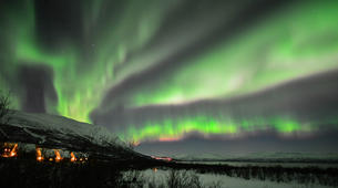 Hiking / Trekking-Abisko-Nightly Aurora photo tour in Abisko National Park-5
