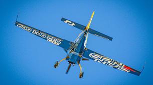 Aerobatics-Portimão-Acrobatic Flight in Portimão, Algarve-2