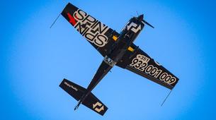 Aerobatics-Portimão-Acrobatic Flight in Portimão, Algarve-3