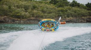 Wakeboard-Les Anses-d'Arlet-Bouée Tractée à Anse d'Arlet, Martinique-1