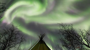 Hiking / Trekking-Abisko-Nightly Aurora photo tour in Abisko National Park-3