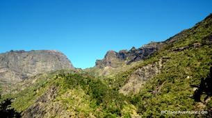 Canyoning-Cirque de Cilaos-Canyon du Bras Rouge à La Reunion-5