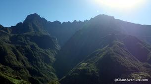 Canyoning-Cirque de Cilaos-Canyon de Fleur Jaune à La Reunion-5
