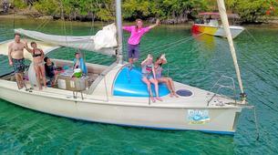 Voile-La Trinité-Journée voile aux îlets du Robert en Martinique-3