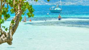 Voile-La Trinité-Journée voile aux îlets du Robert en Martinique-2