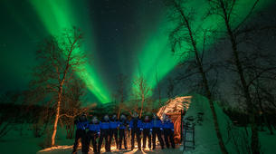 Hiking / Trekking-Abisko-Nightly Aurora photo tour in Abisko National Park-8