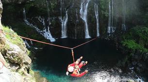 Canyoning-Rivière Langevin, Saint-Joseph-Canyoning sur la Rivière Langevin à La Réunion-9