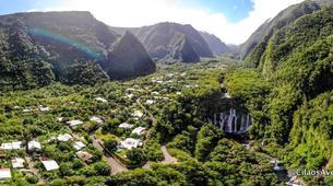 Canyoning-Rivière Langevin, Saint-Joseph-Canyoning sur la Rivière Langevin à La Réunion-12