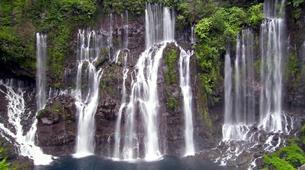 Canyoning-Rivière Langevin, Saint-Joseph-Canyoning sur la Rivière Langevin à La Réunion-7