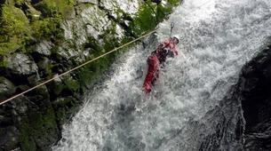Canyoning-Rivière Langevin, Saint-Joseph-Canyoning sur la Rivière Langevin à La Réunion-2
