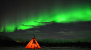 Hiking / Trekking-Abisko-Nightly Aurora photo tour in Abisko National Park-6