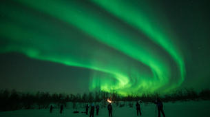 Hiking / Trekking-Abisko-Nightly Aurora photo tour in Abisko National Park-9