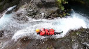 Canyoning-Rivière Langevin, Saint-Joseph-Canyoning sur la Rivière Langevin à La Réunion-5