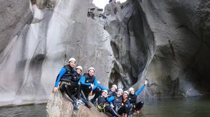 Canyoning-Cirque de Cilaos-Canyon de Fleur Jaune à La Reunion-3
