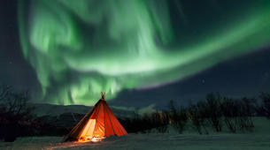 Hiking / Trekking-Abisko-Nightly Aurora photo tour in Abisko National Park-1