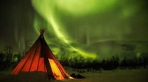 Hiking / Trekking-Abisko-Nightly Aurora photo tour in Abisko National Park-4