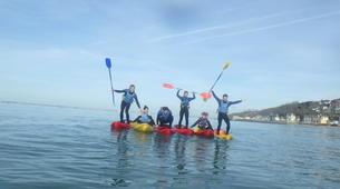 Sea Kayaking-Normandy-Sea kayaking courses in Normandy-3