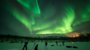 Hiking / Trekking-Abisko-Nightly Aurora photo tour in Abisko National Park-10