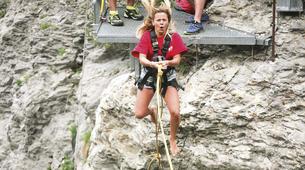 Bungee Jumping-Interlaken-Canyon Swing in Interlaken-2