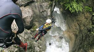Canyoning-Interlaken-Canyoning in the Saxeten Gorge in Interlaken-6