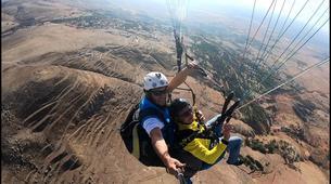 Parapente-Marrakech-Tandem paragliding over the Kik Plateau, Morocco-6