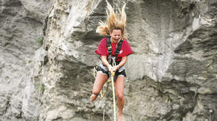 Bungee Jumping-Interlaken-Canyon Swing in Interlaken-1