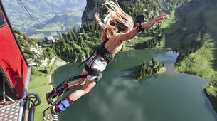 Bungee Jumping-Interlaken-Bungy Jump Stockhorn-3