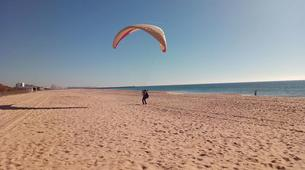 Paragliding-Vilamoura-One day paragliding course in Vilamoura-2