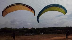 Paragliding-Vilamoura-One day paragliding course in Vilamoura-4