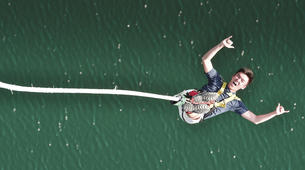 Bungee Jumping-Interlaken-Bungy Jump Stockhorn-2