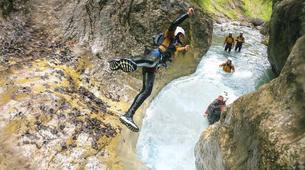 Canyoning-Interlaken-Canyoning in the Saxeten Gorge in Interlaken-2