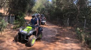 Quad-Mallorque-Randonnée en Quad à El Arenal près de Palma-2
