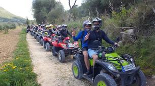 Quad-Mallorque-Randonnée en Quad à El Arenal près de Palma-6