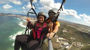 Paragliding-Gran Canaria-Tandem paragliding in Playa de las Canteras, Gran Canaria-5