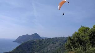 Paragliding-Corfu-Tandem paragliding flight in Corfu-1