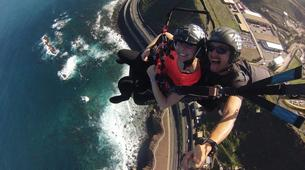 Paragliding-Gran Canaria-Tandem paragliding in Playa de las Canteras, Gran Canaria-6