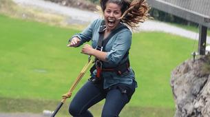 Bungee Jumping-Interlaken-Canyon Swing in Interlaken-3