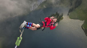 Bungee Jumping-Interlaken-Bungy Jump Stockhorn-1
